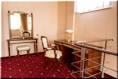 ТЭС-отель в Симферополе номера