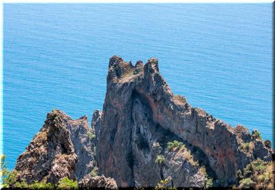 вулкан карадаг в крыму