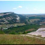 альминская долина крым