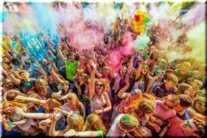 фестиваль красок в симферополе 2017