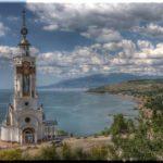 храм маяк николая чудотворца выставка денщикова 2017