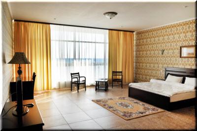 отель кристи мирный в номере