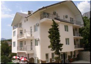 отель леополь кастрополь крым