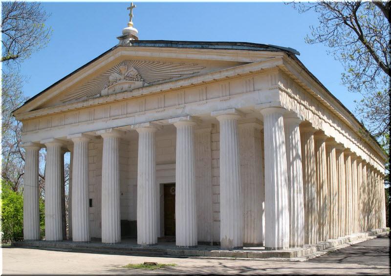 петропавловский собор в севастополе