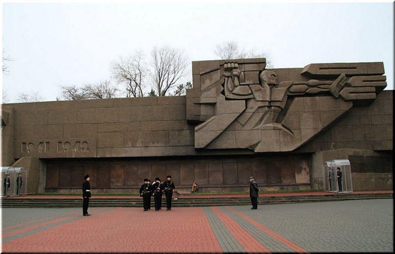 севастополь мемориал героической обороны