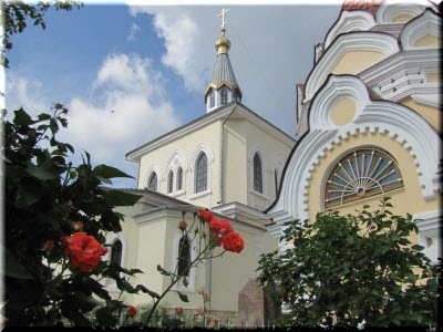 церковь всех святых в феодосии фото