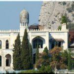 Вилла «Мечта» в Симеизе: в плену у средневекового Востока