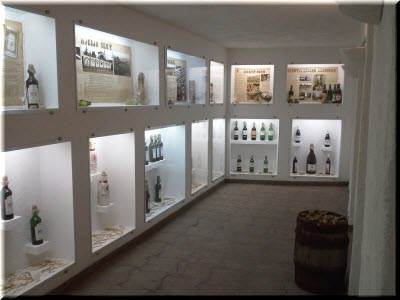 Фото в евпаторийском музее вина