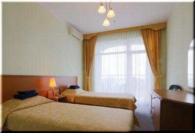 Фото в номере пансионата «Севастополь»