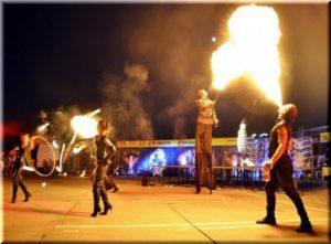 фестиваль крым fire fest 2017