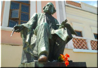 На фестиваль в честь 200-летия И.К. Айвазовского в Феодосии прибудут немецкие гости