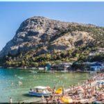 Август — время для самого жаркого отдыха в Крыму