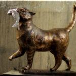 памятник коту балаклава 2017