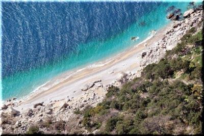 пляж затерянный мир фото с высоты