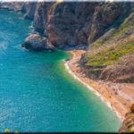 «Затерянный мир» — самый недоступный пляж в Балаклаве
