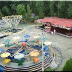 трицератопс в детском парке симферополя 2017