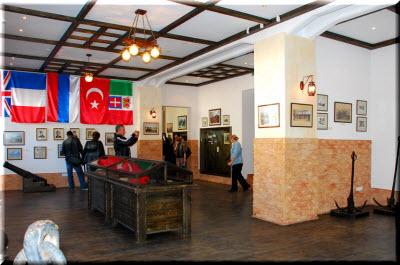Экспозиции в Музее истории Крымской войны