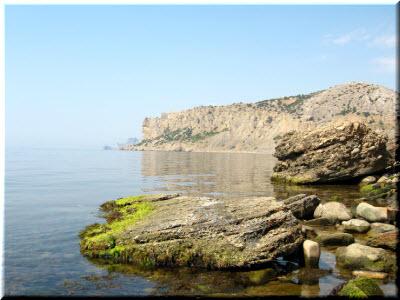 Фото бухты Капсель