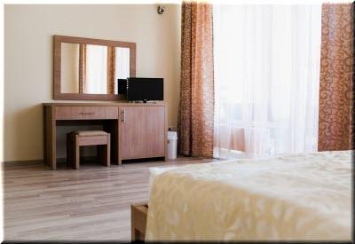 Фото в номере гостиницы «Дюльбер»
