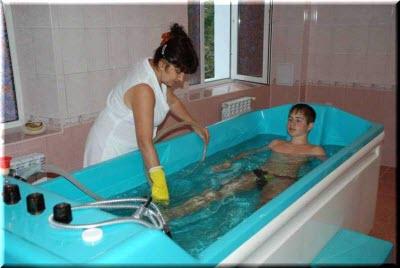 Лечение в санатории «Белоруссия»