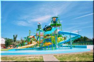 аквапарк в Песочном