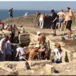 На Керченском полуострове нашли плиту времен правления Савромата II