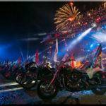 Байк-шоу 2017 в Севастополе