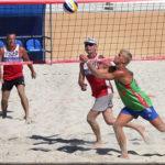 Фестиваль пляжных видов спорта в Севастополе