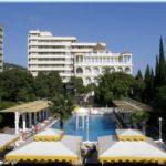 Рейтинг лучших отелей п. Гаспра (Ялта) со своим пляжем