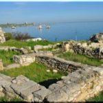Античное городище Мирмекий — напоминание о ионийских греках в Керчи