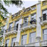 «Гранд Астория» — один из самых старых отелей в Феодосии