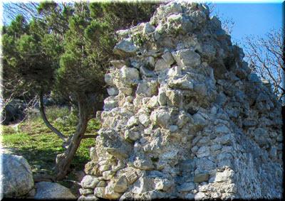 стены Панеетцкой крепости