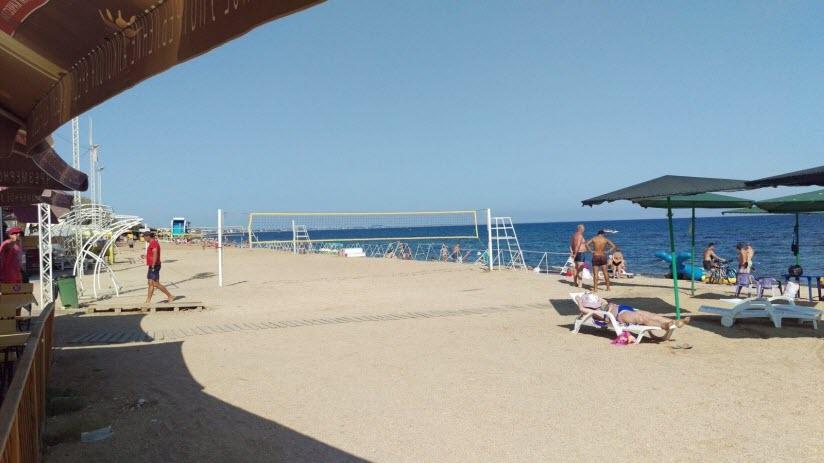 Пляж «Баунти»