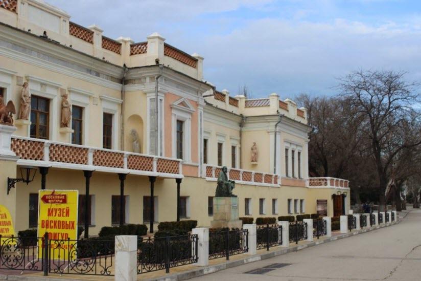 Проспект Айвазовского