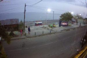 фото с веб-камеры гостиницы Арена в Рыбачьем