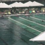 фото с веб-камеры в бассейне отеля Ялта-Интурист