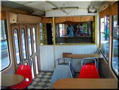 фото внутри Трамвая желаний