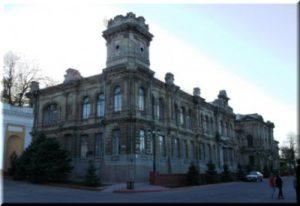 гимназия №2 в Керчи