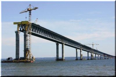 строительство Керченского моста