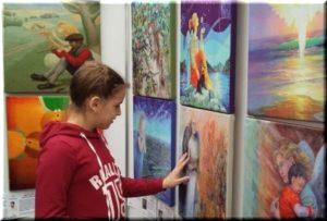 тактильная выставка в Феодосии