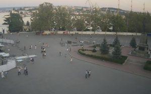 веб-камера на пл. Нахимова