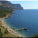 Золотой пляж: в списках лучших в Балаклаве
