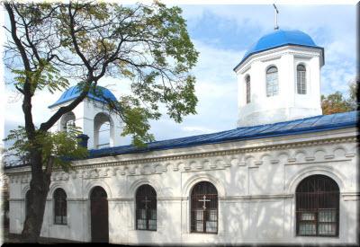 фото Введенского храма