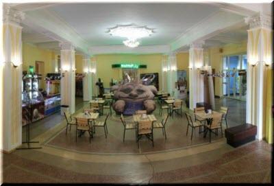 фото внутри кинотеатра Крым