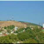 гора Лысая в Феодосии