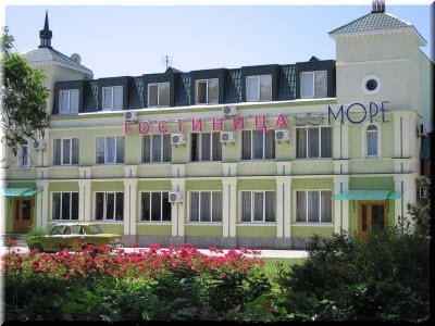 гостиница Море