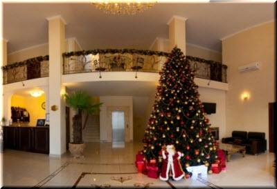 отель Александрия в Кацивели