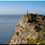 Легендарная скала Ифигения в Крыму