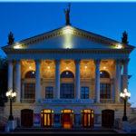 Театр им. Луначарского — мир драмы и спектаклей в Севастополе