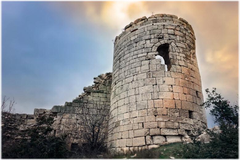 фото Сюйреньской крепости